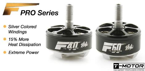 T-Motor F Pro Motors