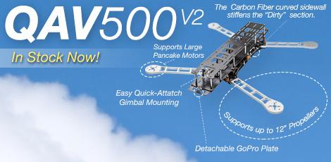 QAV500 V2