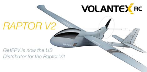 Volantex FPVraptor