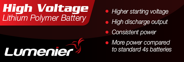 Lumenier High Voltage Batteries