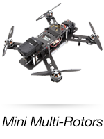 Mini Multi-Rotors