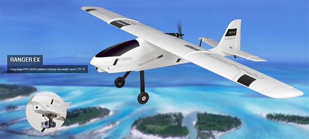 Ranger EX RC FPV Airplane