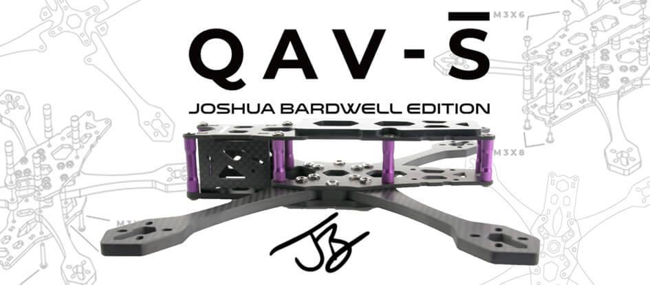 Lumenier QAV-S Bardwell Edition Frame