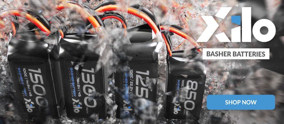 XILO Basher Batteries